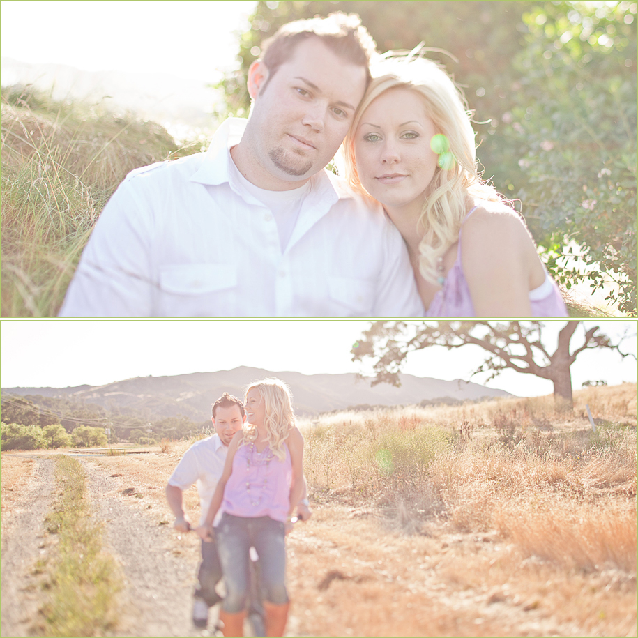 San Luis Obispo Engagement Photos by Christan Parreira
