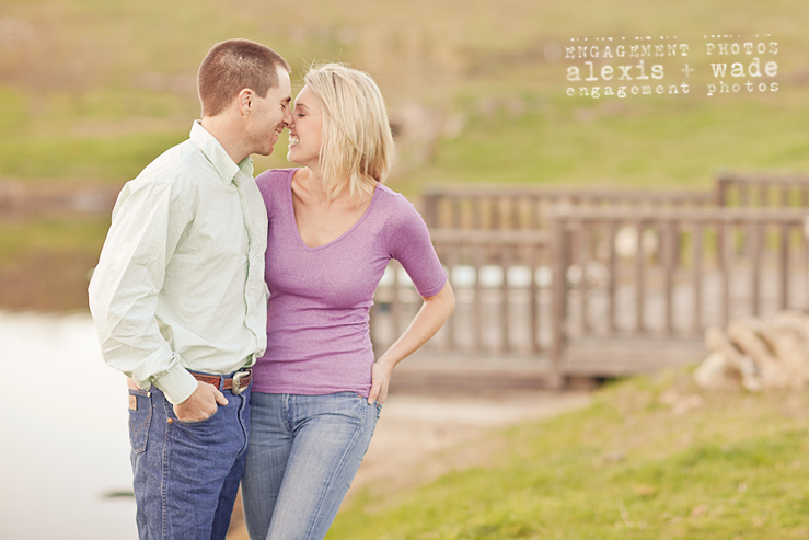 Holland Ranch Engagement Session