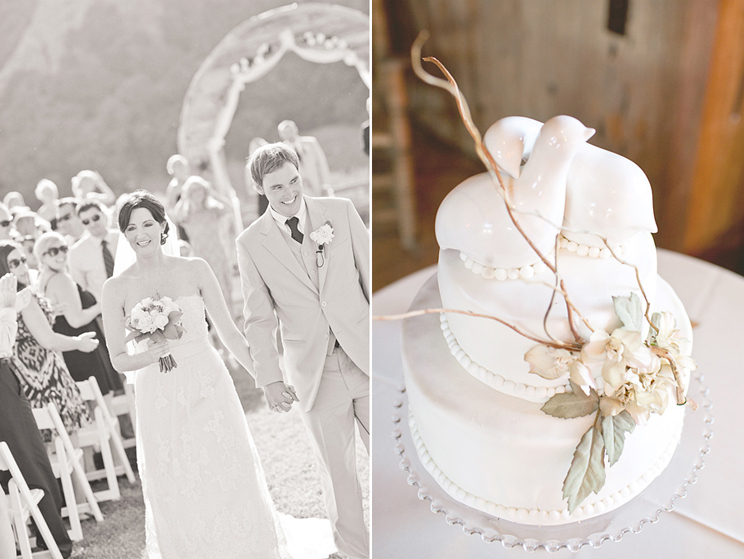 Holland Ranch Wedding by Christan Parreira