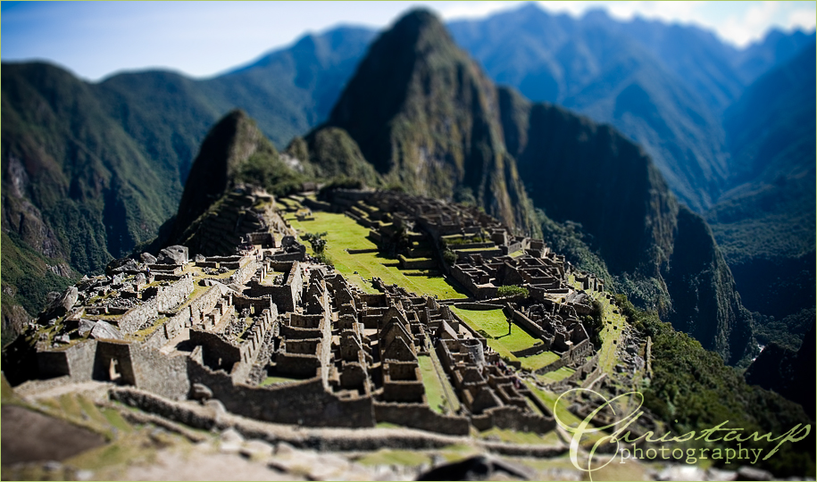 Picture Of Machu Picchu By Christanp Photography